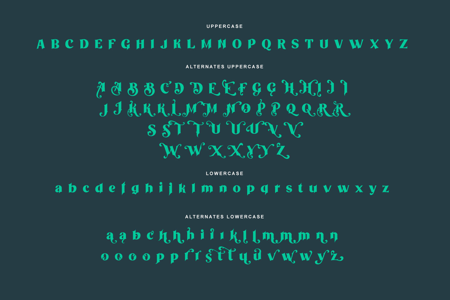 Othelie Font example image 7