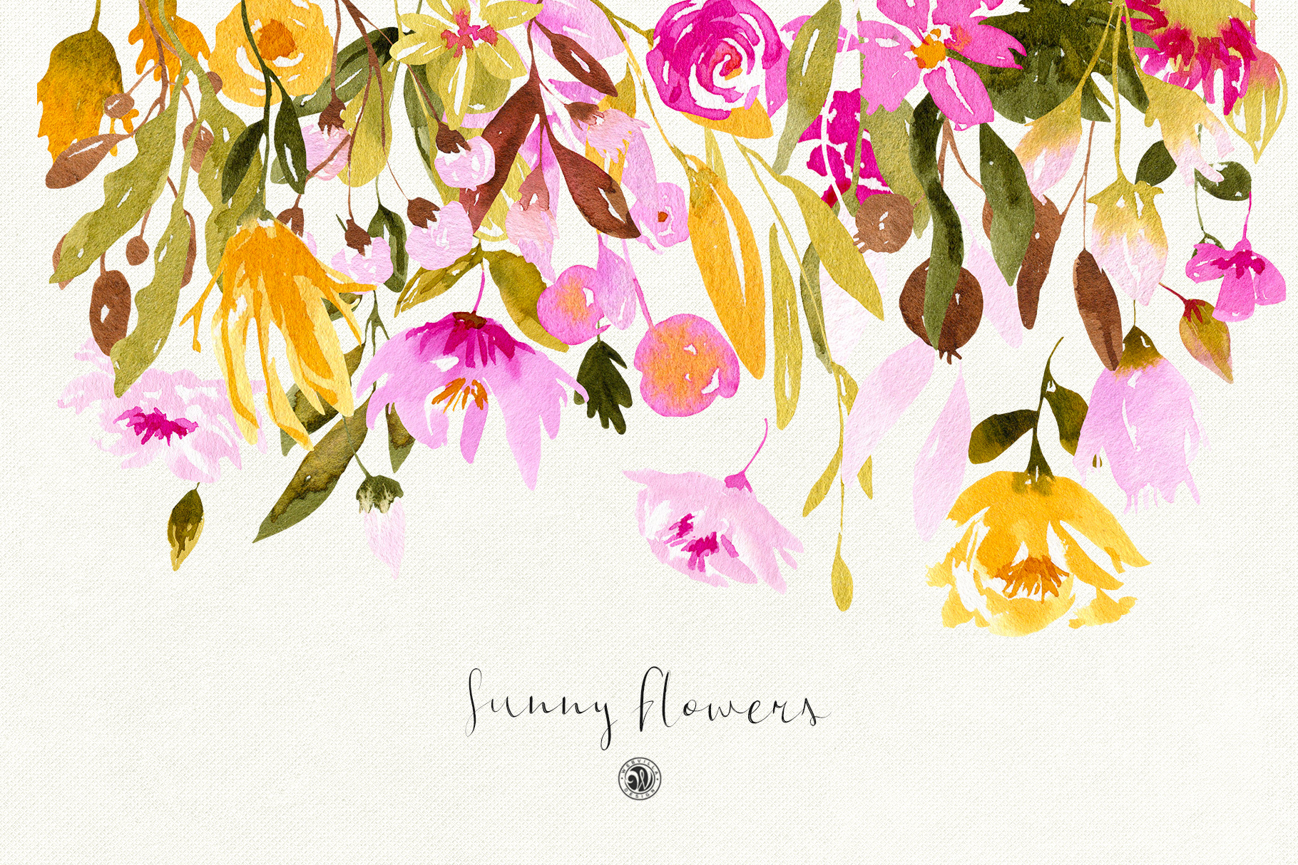 Sunny Flowers example image 3