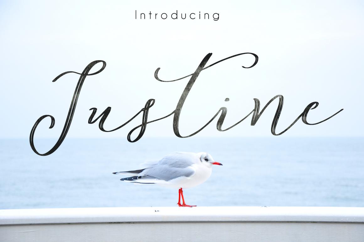 Justine Flowers example image 1
