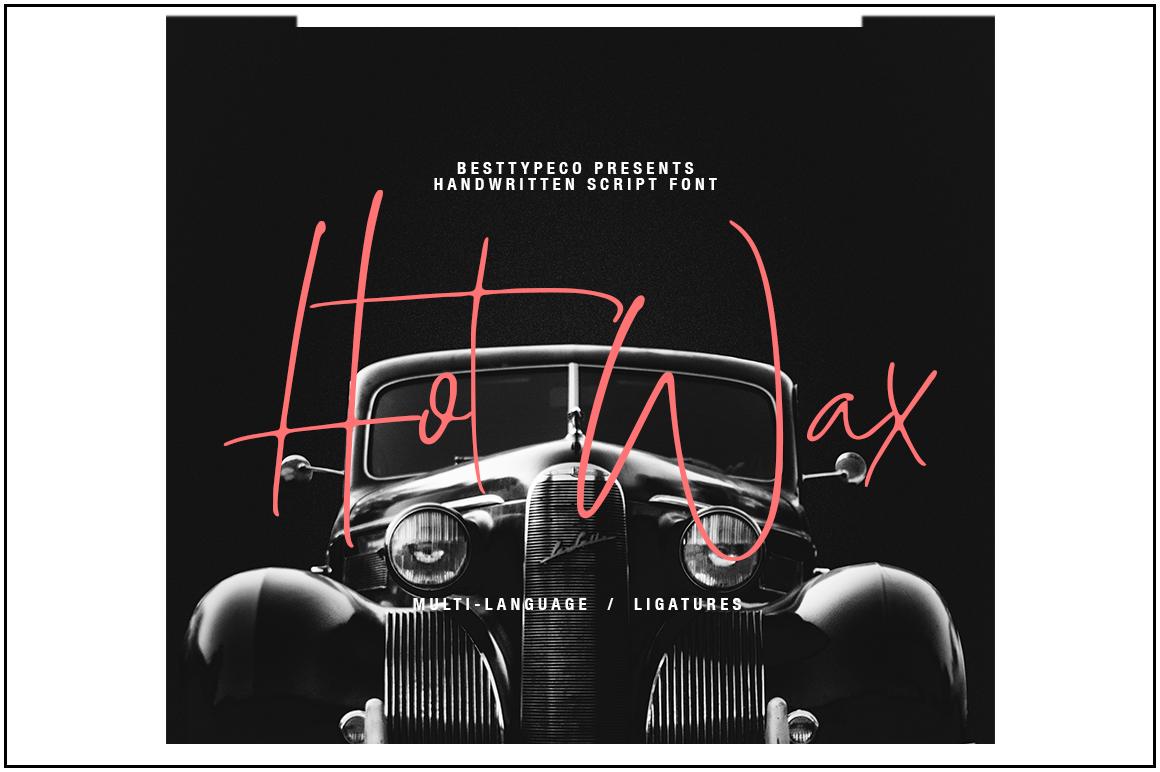 HotWax example image 1