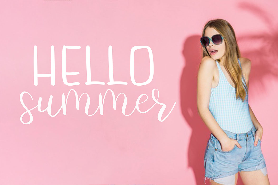 Hello September - A MODERN PAIRED DUO example image 12