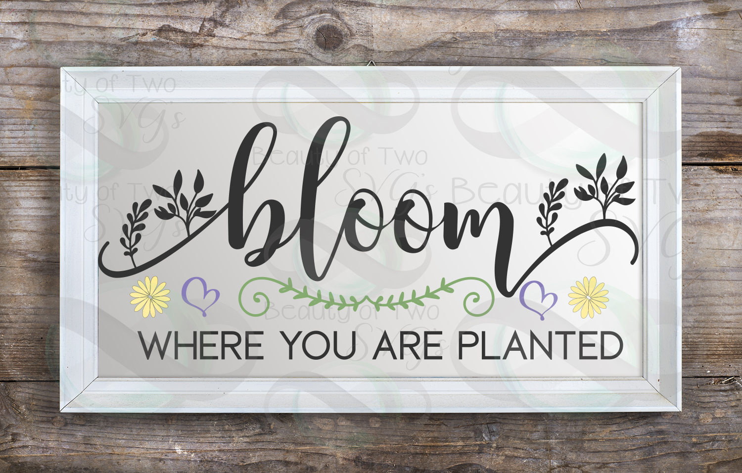 Bloom where you are planted svg, Spring svg, Gardener svg example image 3