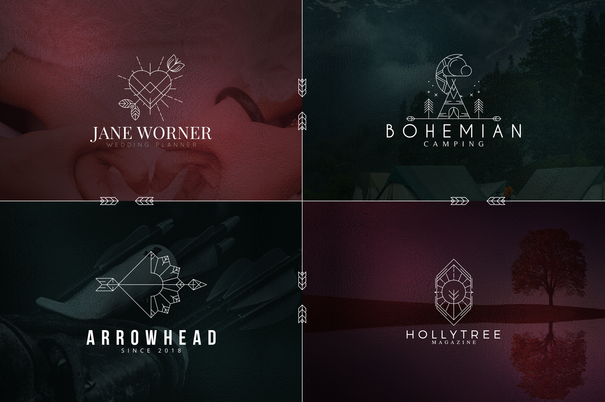 [Spring Vibes] 40 Boutique Logos example image 2