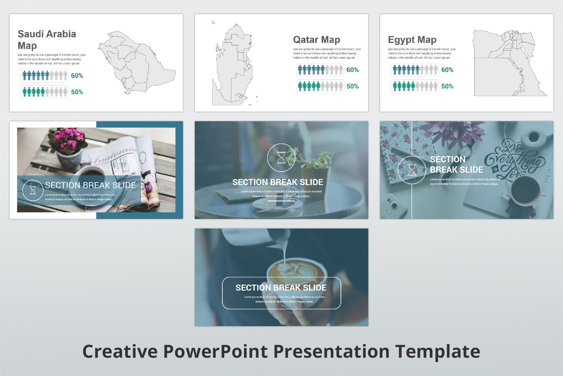 Creative multipurpose PowerPoint Presentation Template example image 22