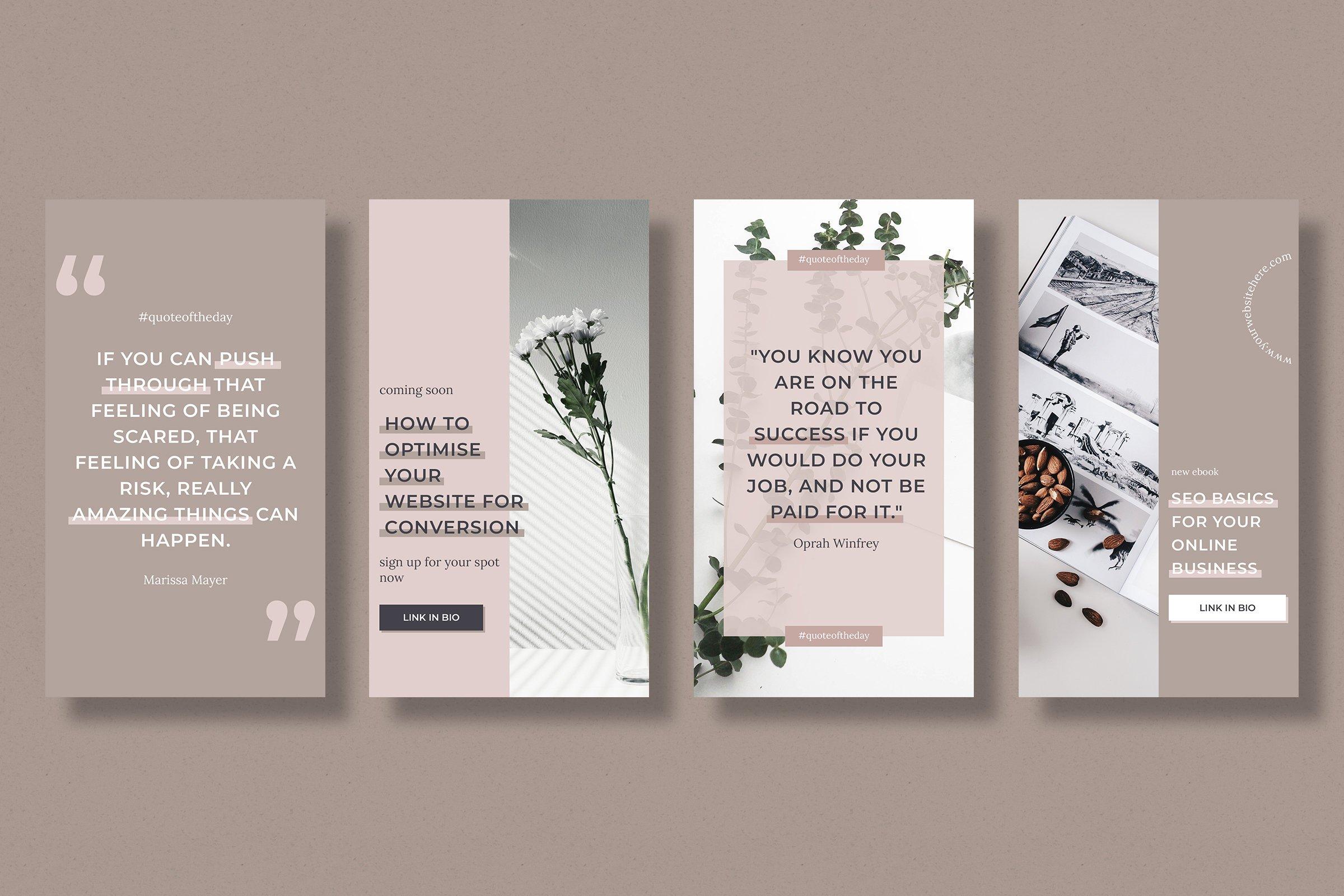 Instagram marketing bundle for bloggers example image 10