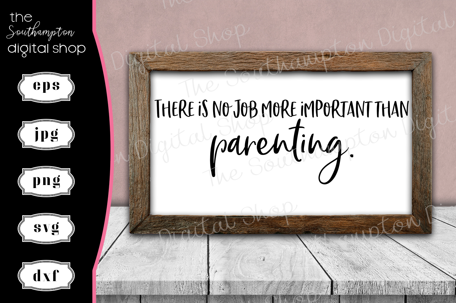 Beautiful Parenting Quote example image 1