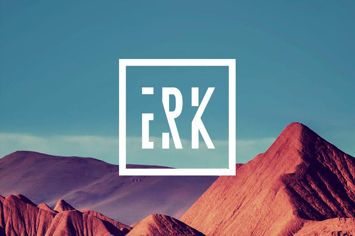 Agrem Typeface example image 4