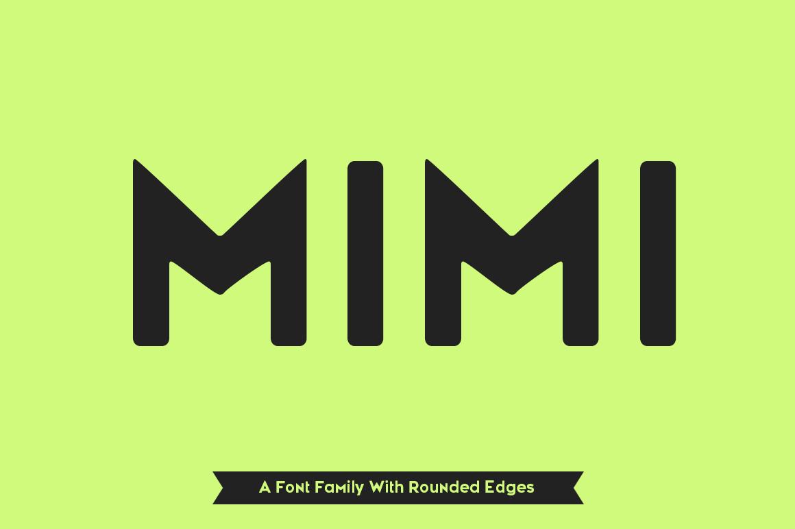 Mimi Typeface example image 1