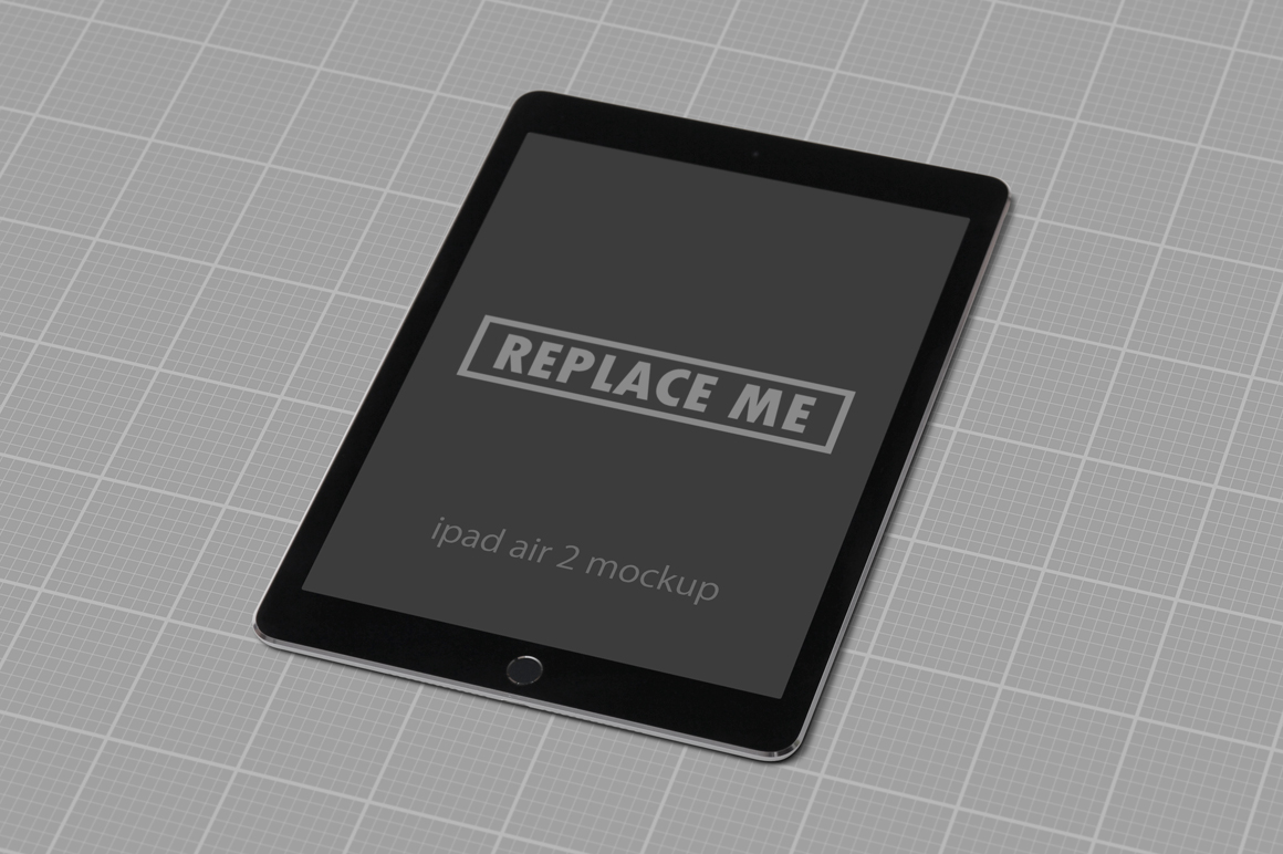 iPad Air Studio Mockups example image 7