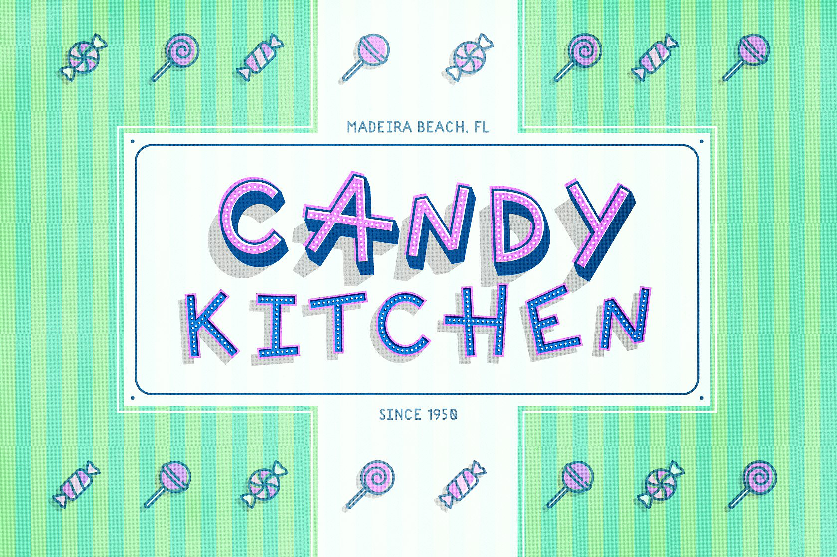 Candy Kitchen sample