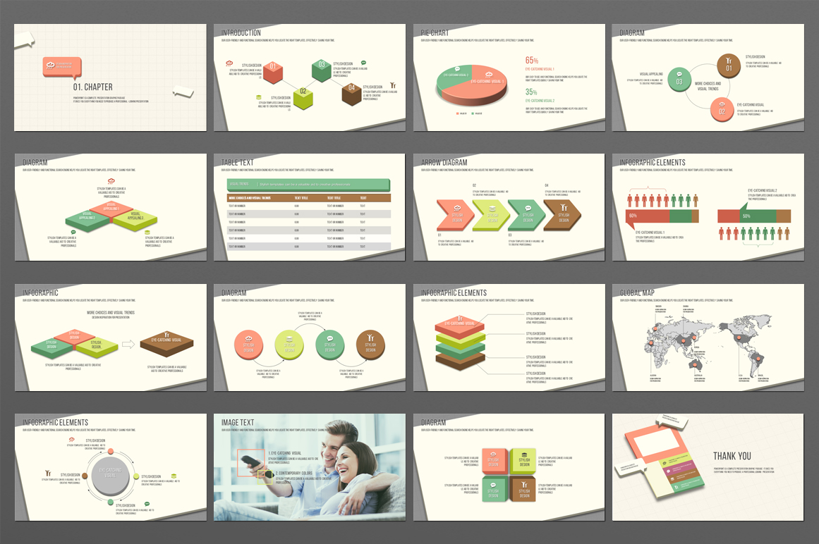 Box PPT Template example image 6