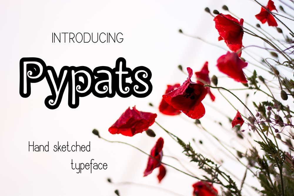 Pypats font example image 1