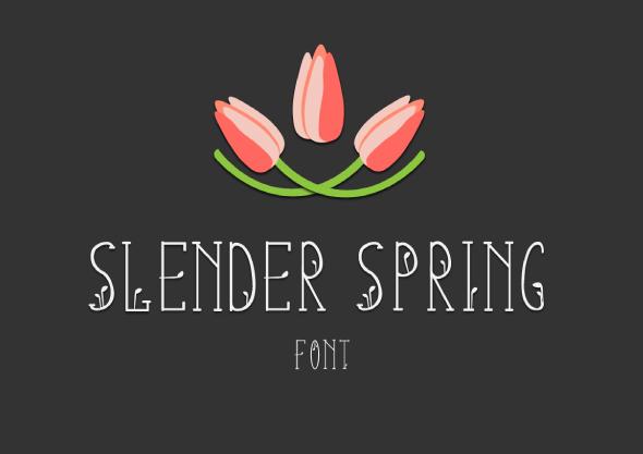 Slender Spring