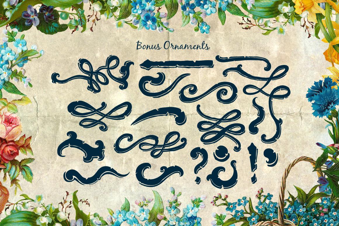 Neverland Handmade Font example image 8