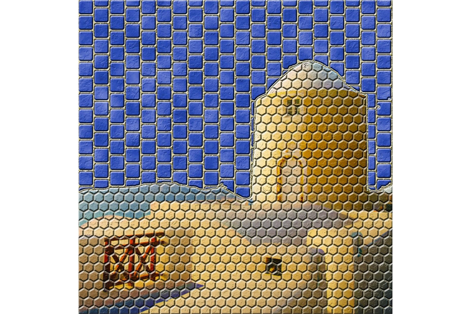 Ceramic Mosaic Creator example image 4