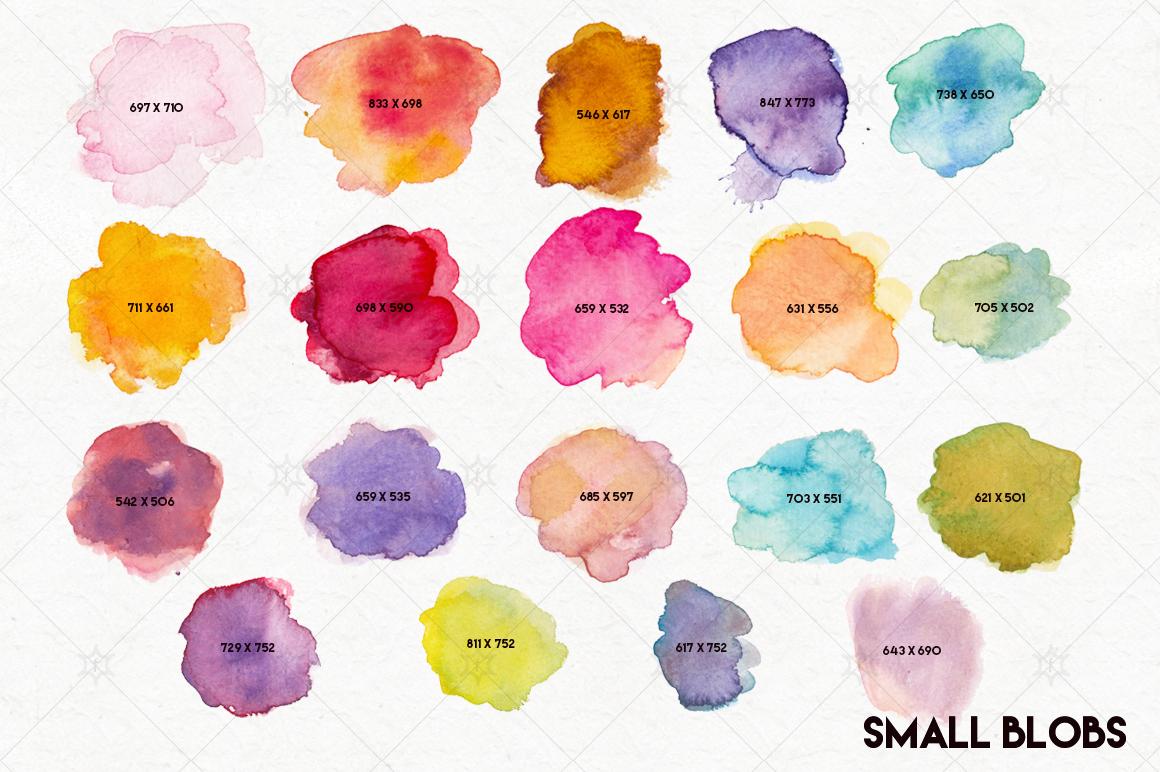 Small Blobs