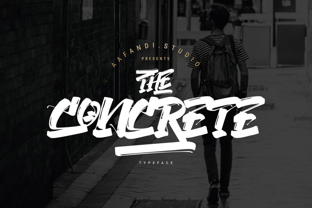 The Concrete example image 3