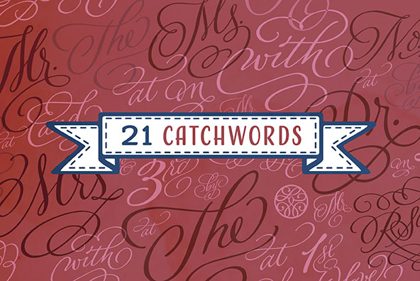 Adorn Smooth Catchwords example image 1