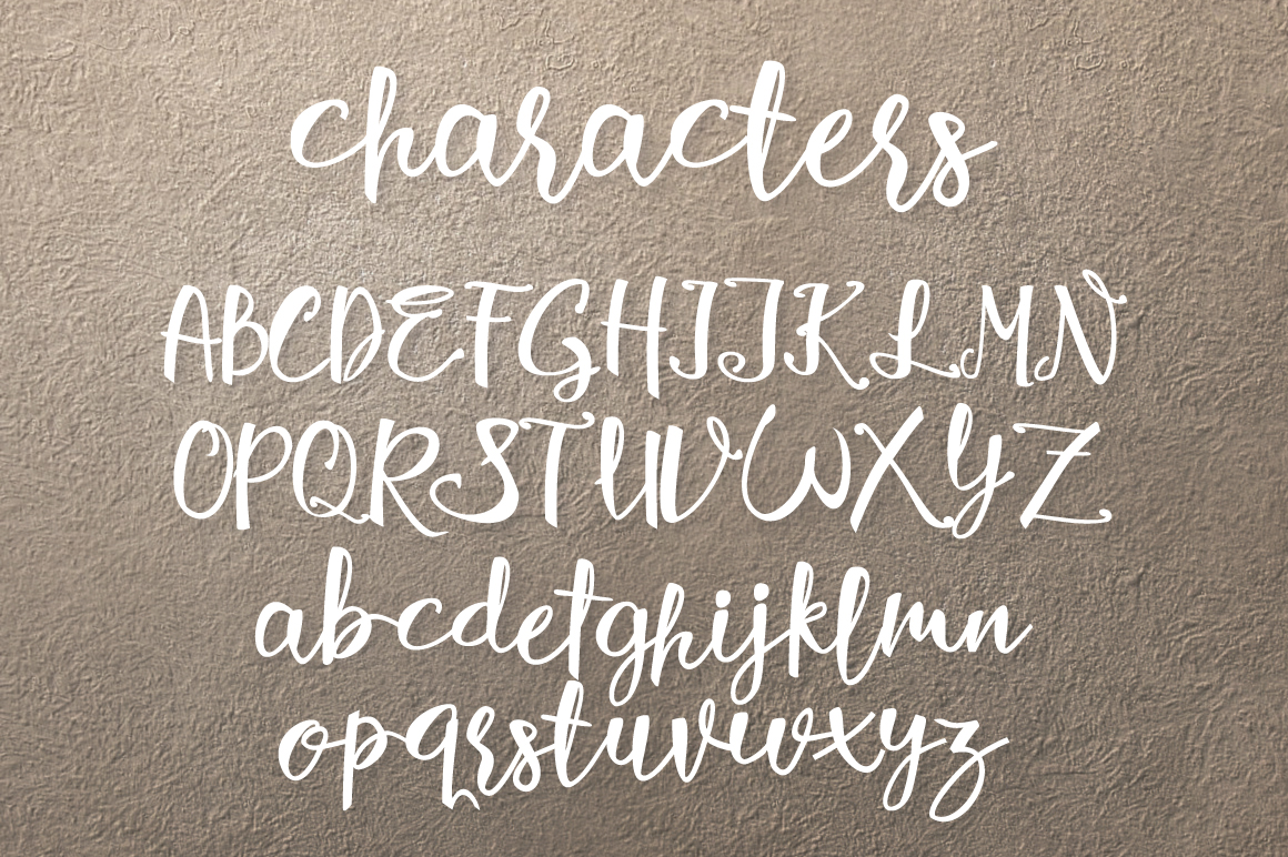 Lovelight Typeface example image 4