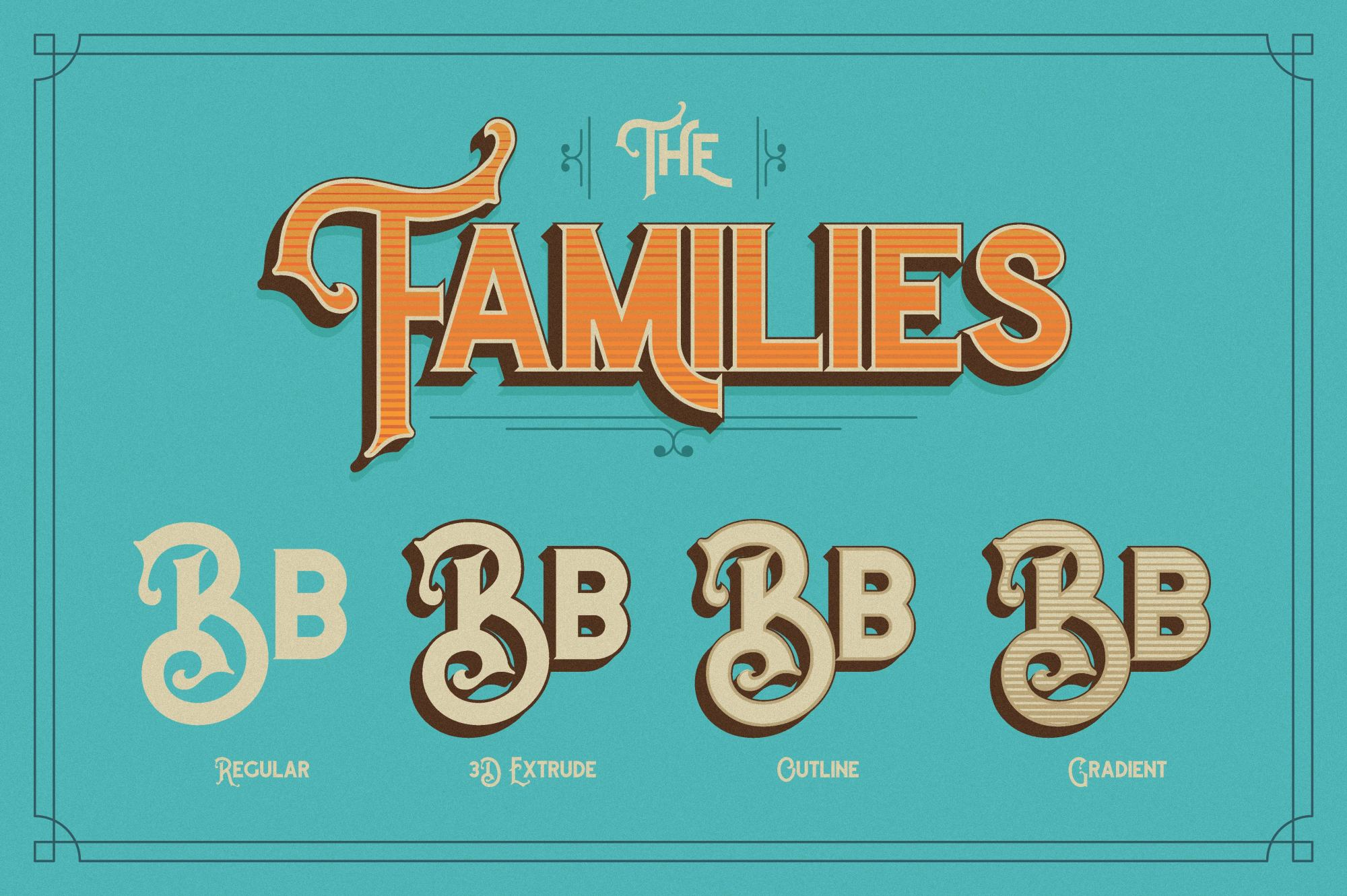 The Witch Typeface example image 2