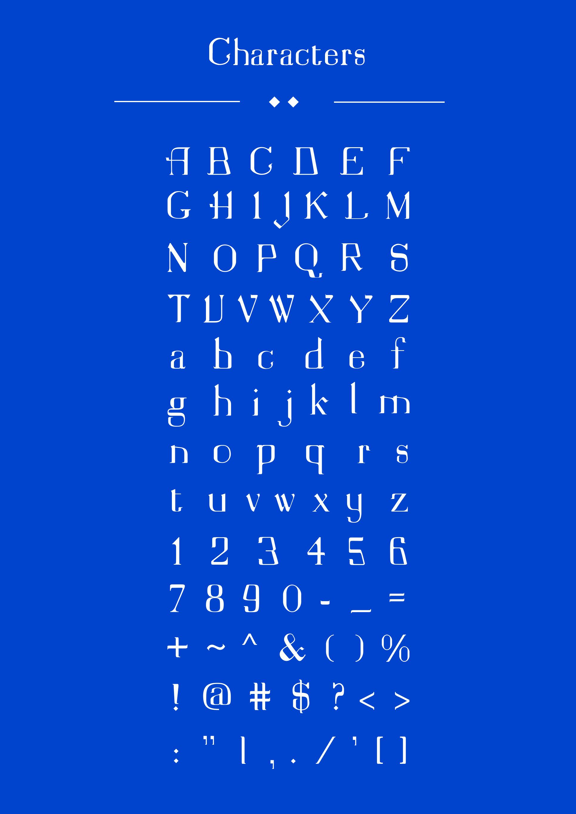 mazij typeface example image 2