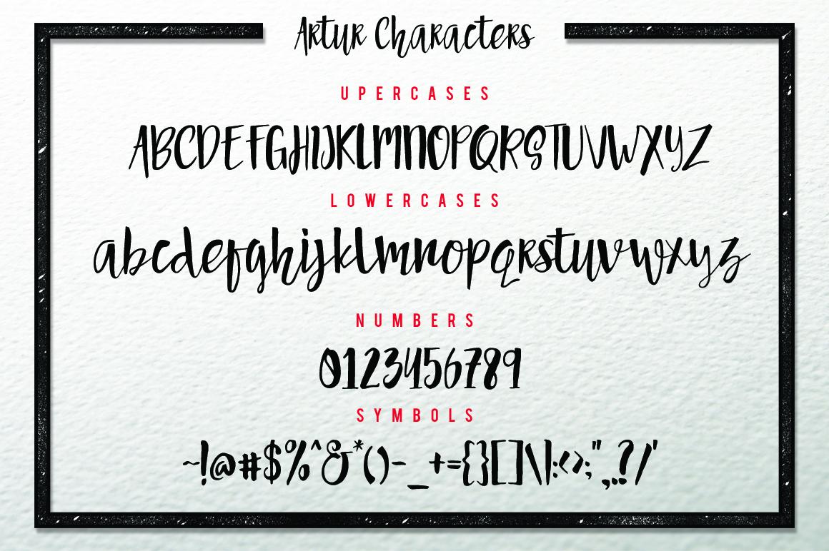 Artur Script example image 3