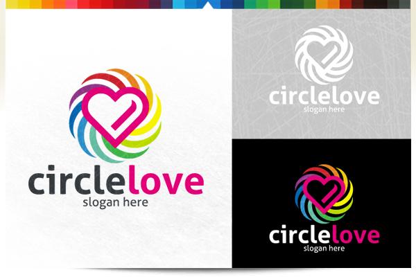 Circle Love example image 1