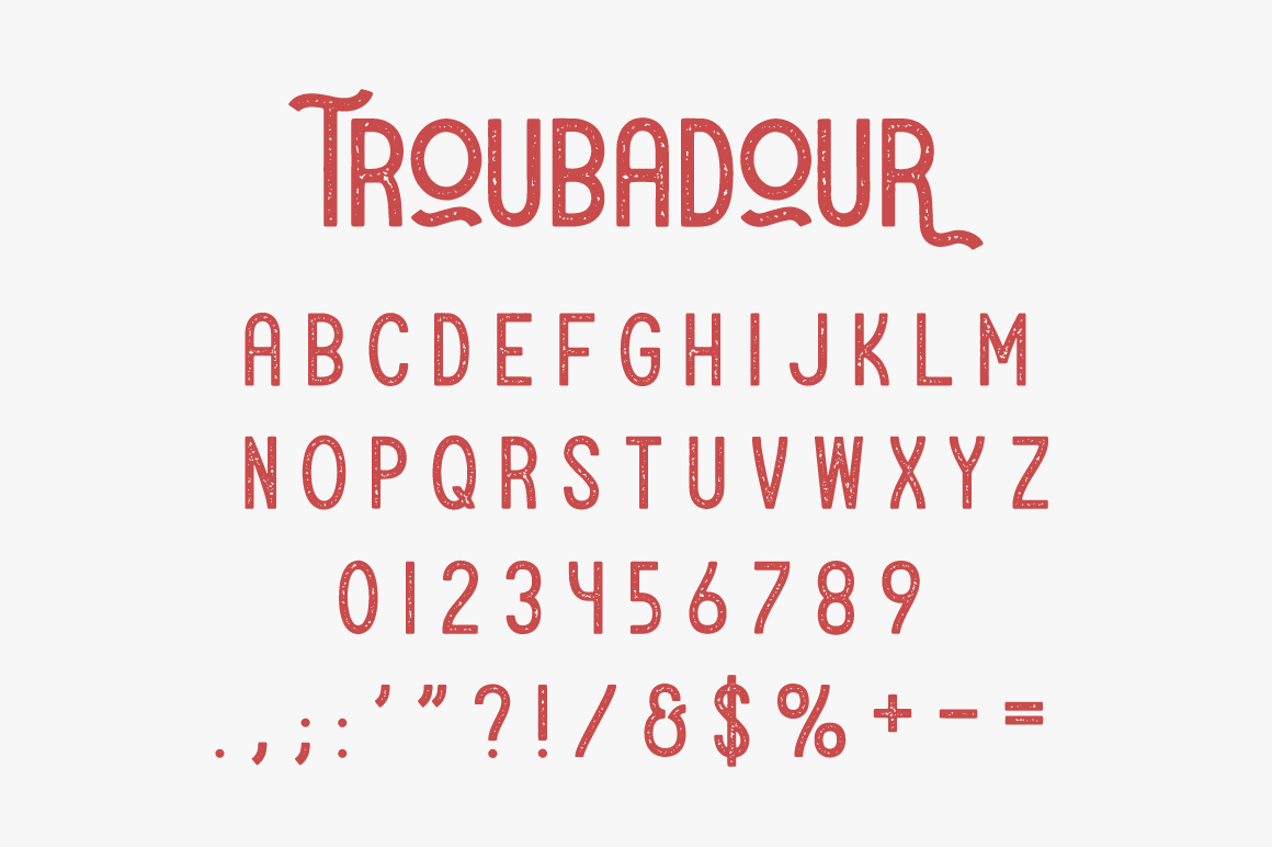 The Troubadour Collection example image 4