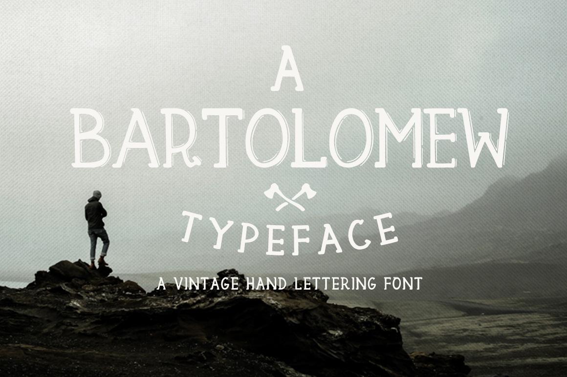 Bartolomew example image 1