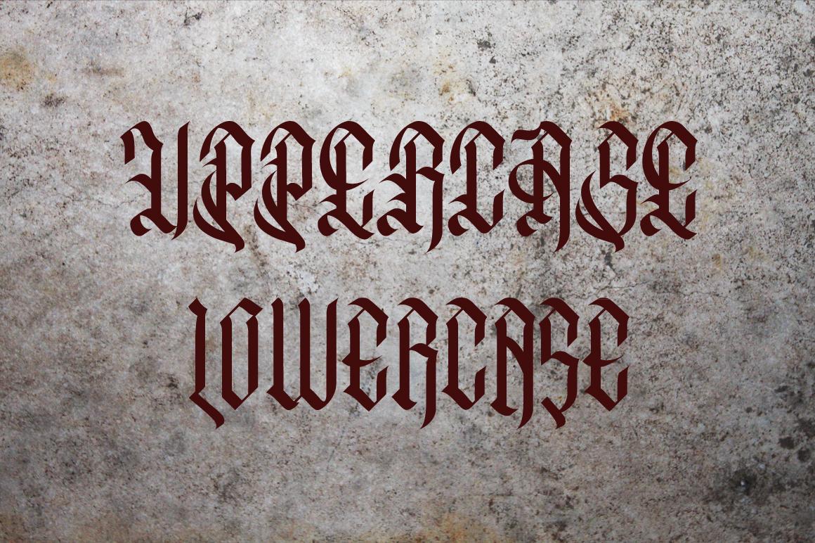 Oropitem Typeface example image 2