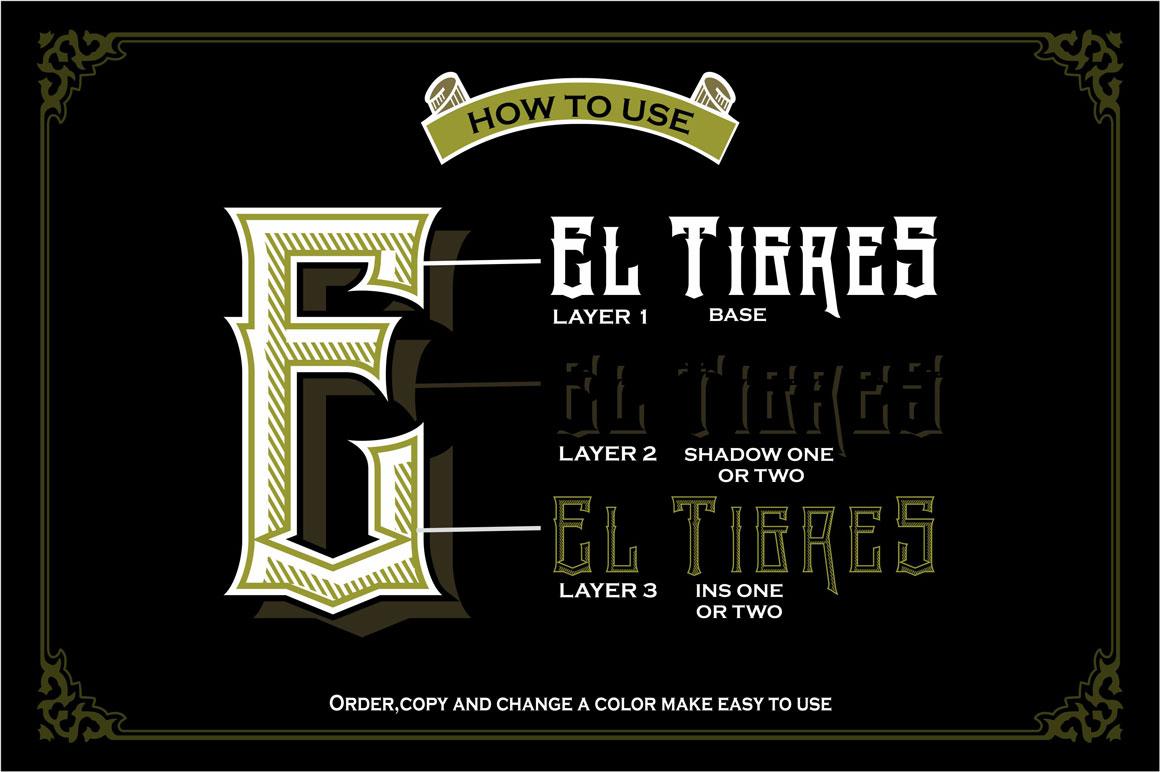 El Tigres example image 2