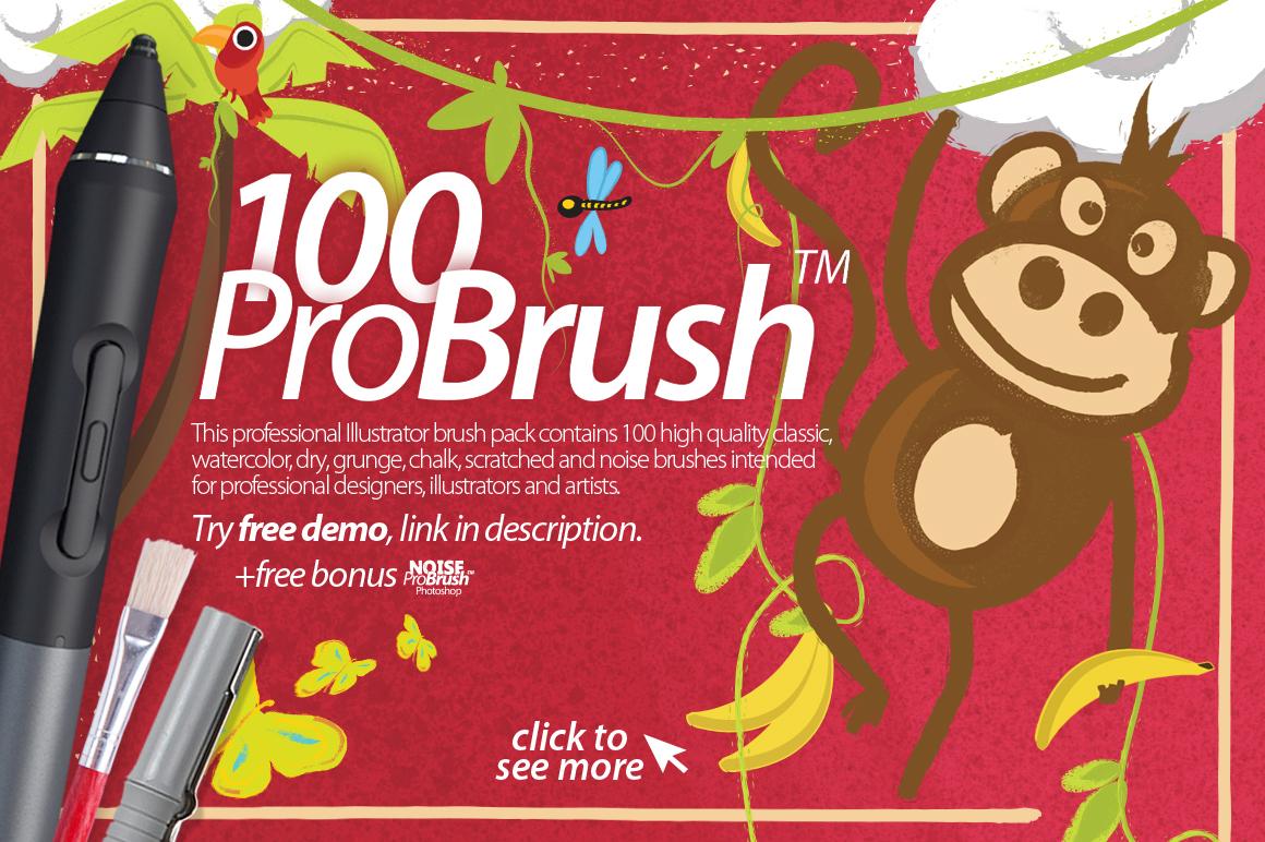 ProBrush™ 100 example image 5