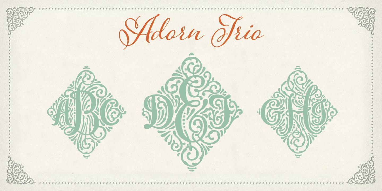 Adorn Trio example image 2