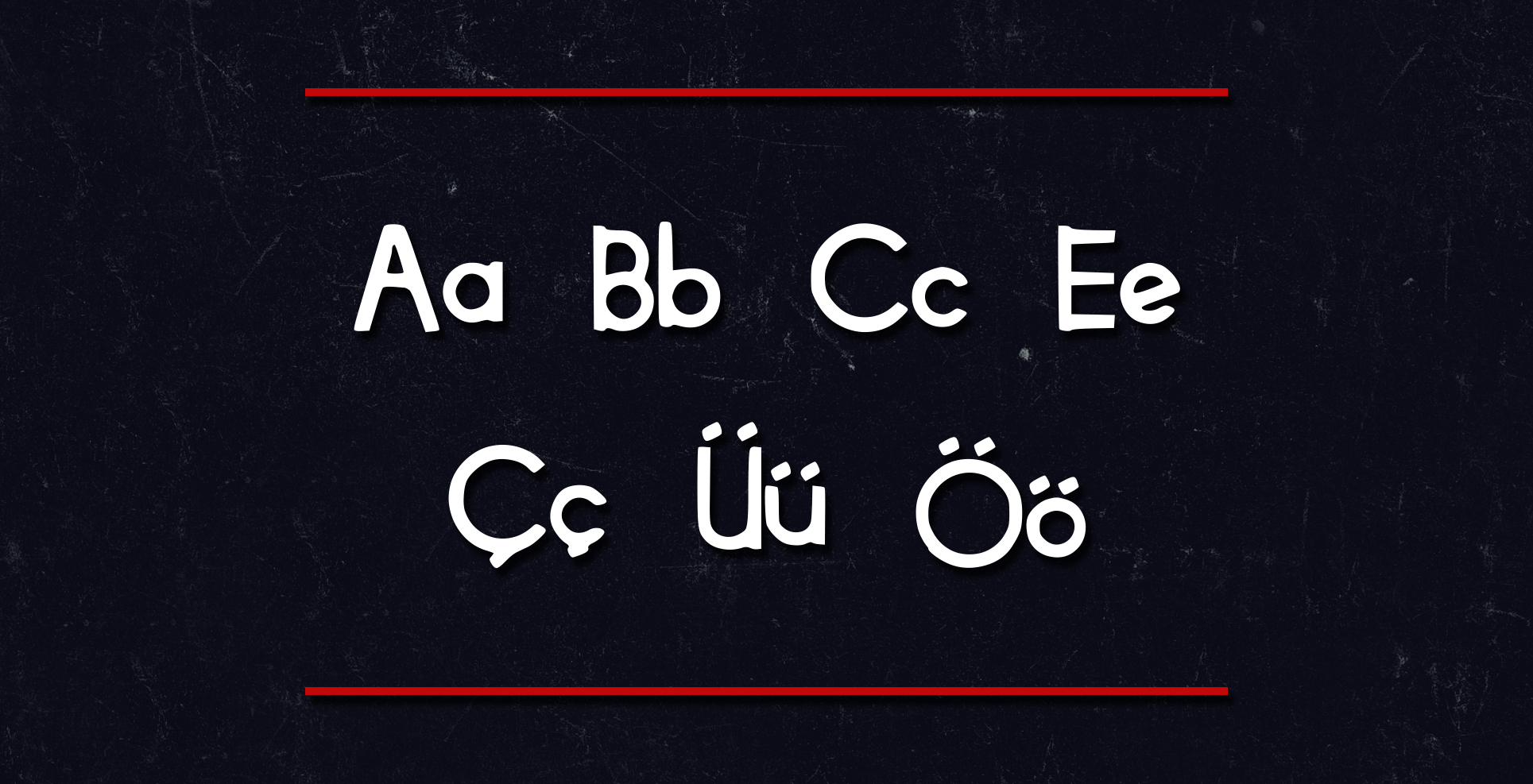 Korra Typeface example image 5