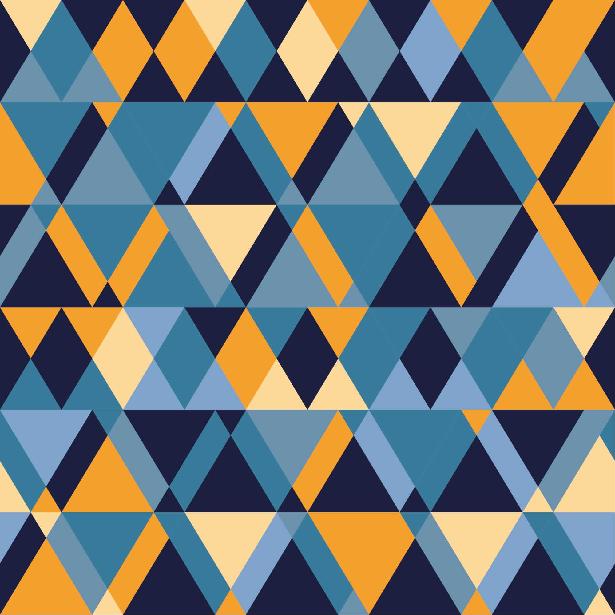 Set of 12 seamless vector backgrounds with abstract geometric pattern.  example image 27