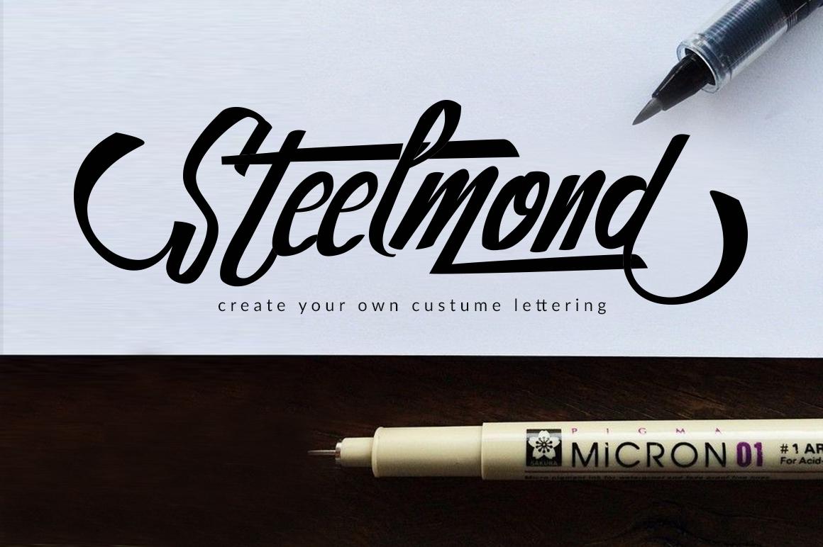 Steelmond example image 1