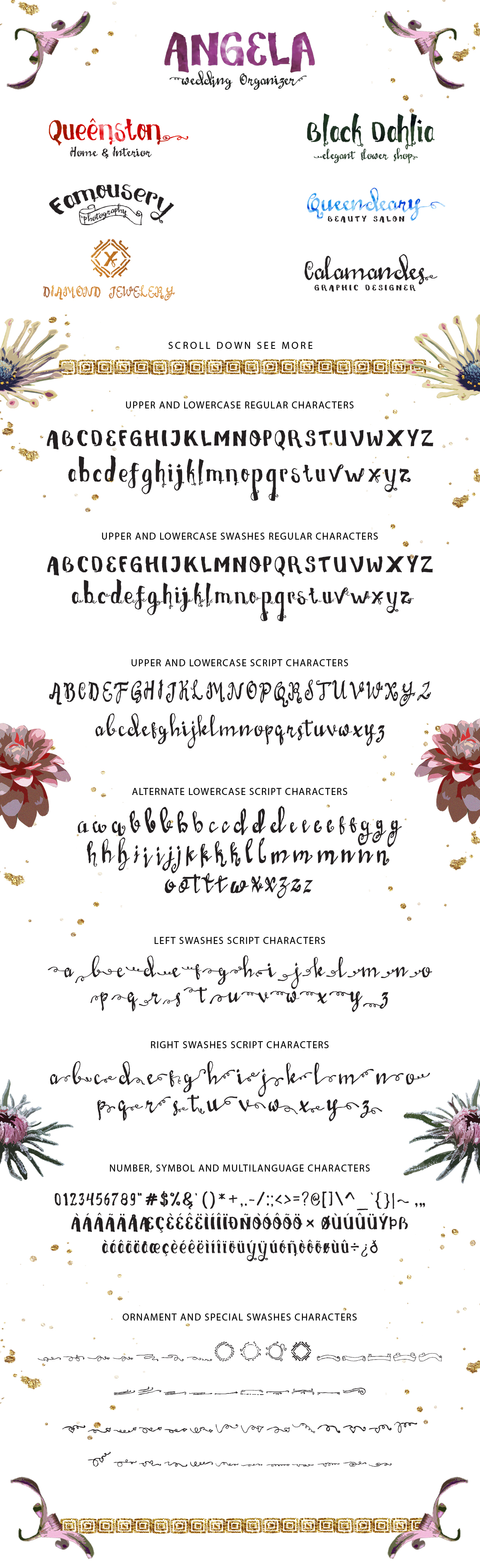 Love Mile Typeface example image 2