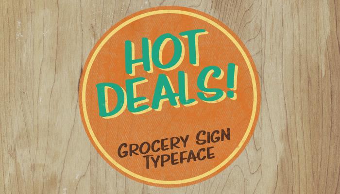 Hot Deals example 1