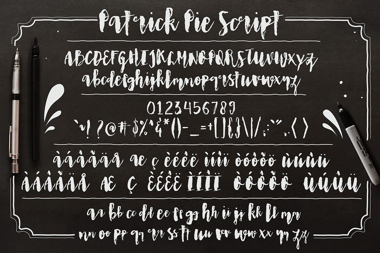 Patrick Pie example image 6