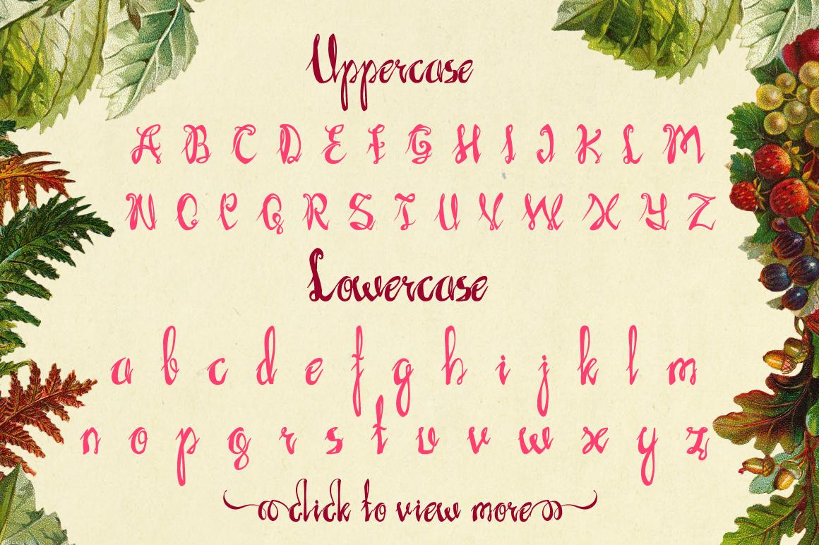 Luvdove Script example image 9