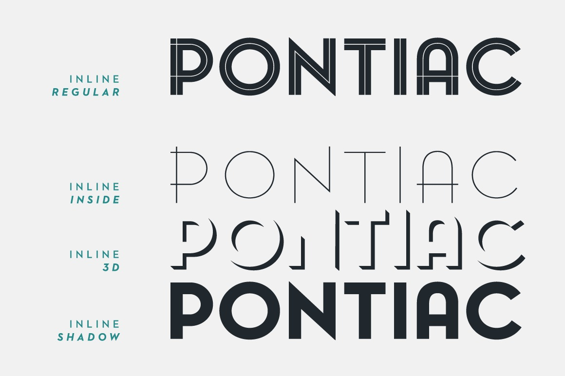 Pontiac Inline example image 2