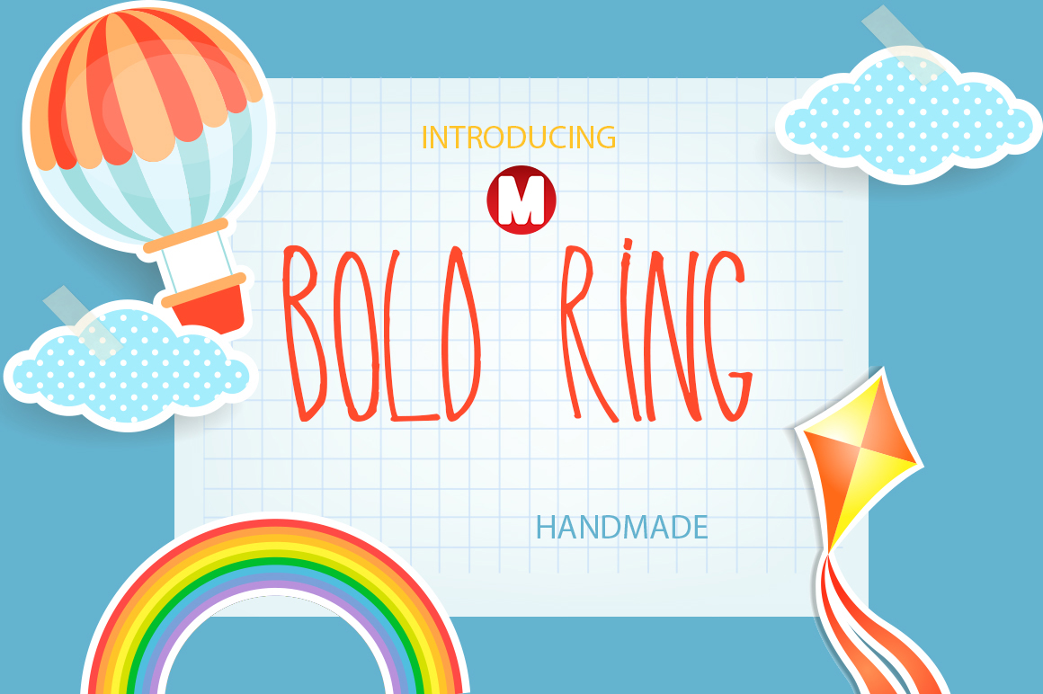 Bold Ring example image 1