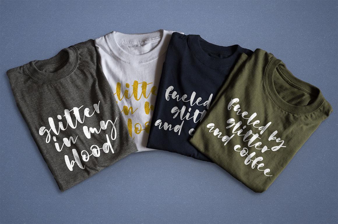 Hallsey - t-shirt mockup