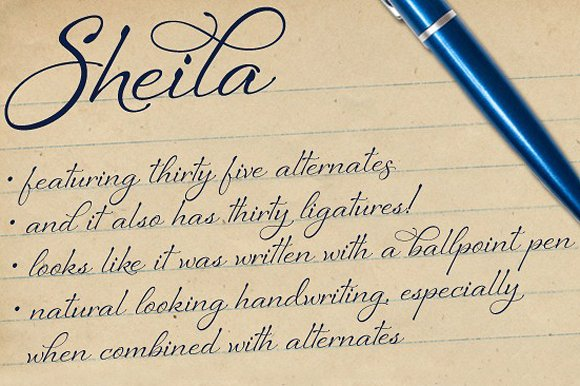 Sheila Family example image 13