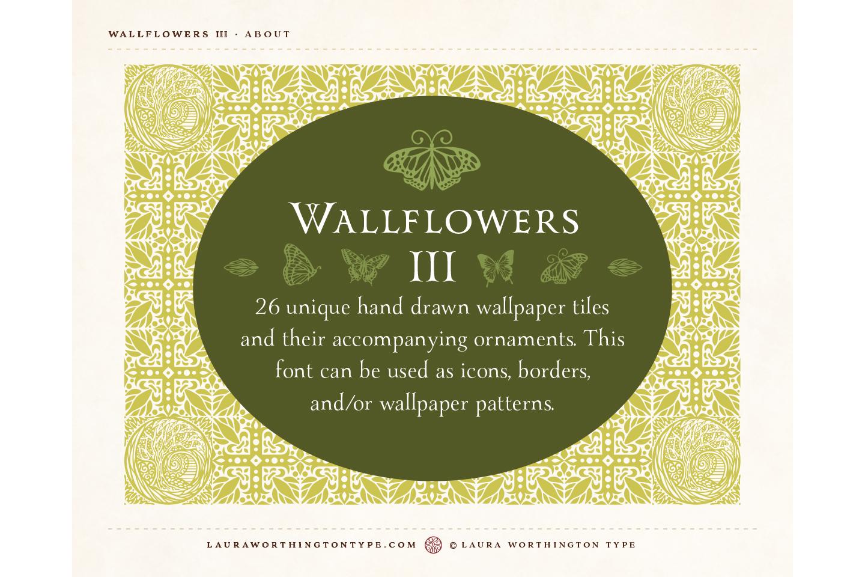 Wallflowers III example image 8