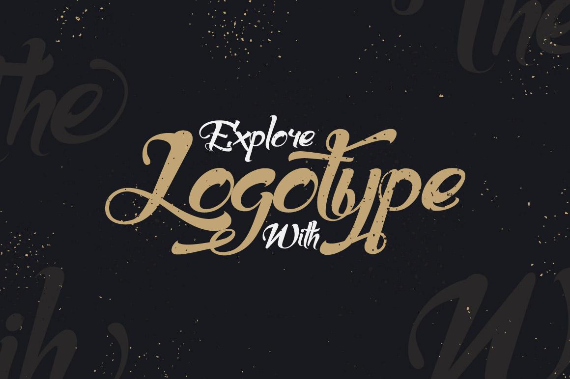 Wanih Typeface example image 5