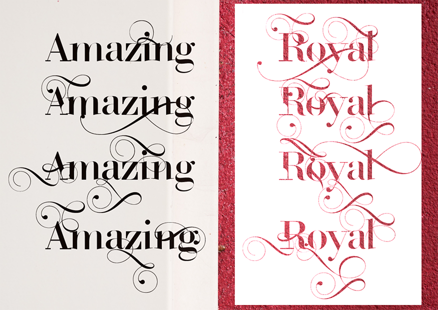 ROYAL TYPEFACE FONT (50% OFF) example image 13
