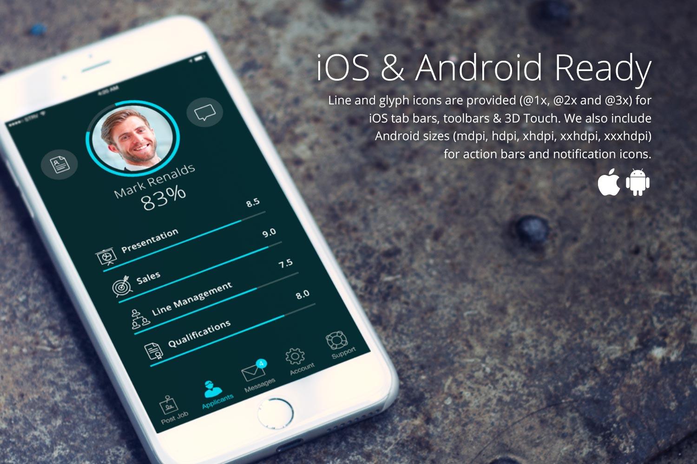 5000 iOS Icons - PixelLove example image 14