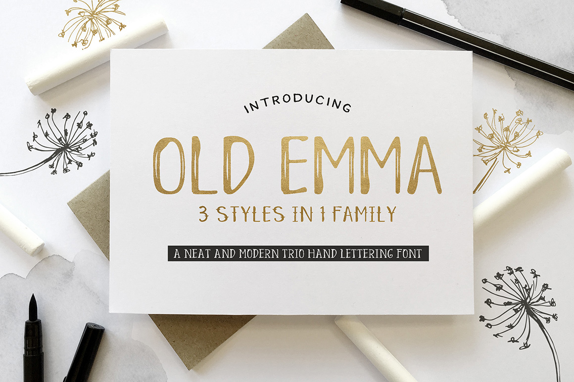 Old Emma example image 1