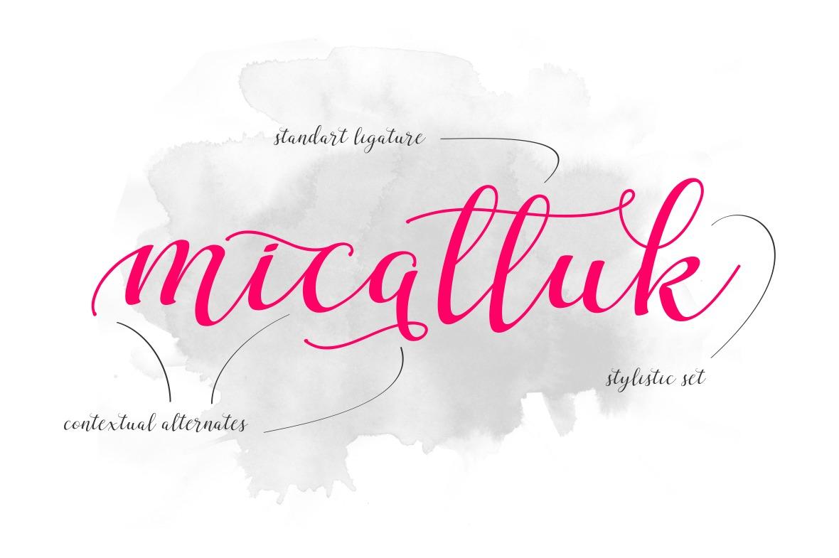 Milagros Script example image 2